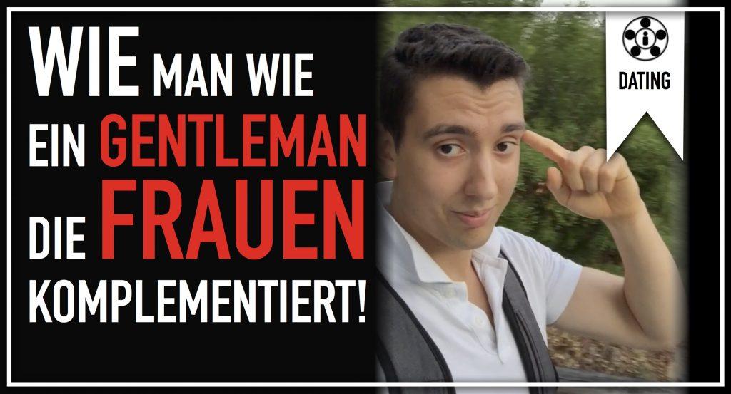 Wie man Frauen wie ein Gentleman auf natürlicher Weise Komplimente abgibt!